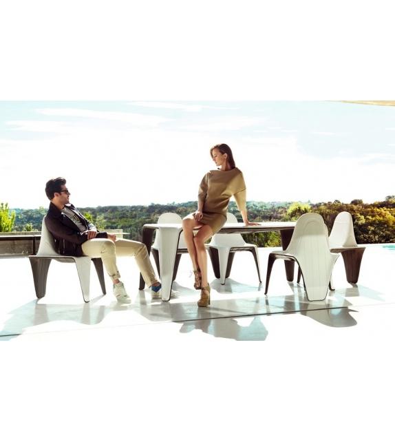 F3 Tisch Vondom