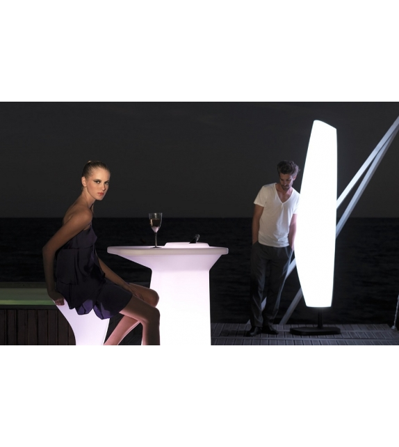 Blanca Floor Lamp Vondom