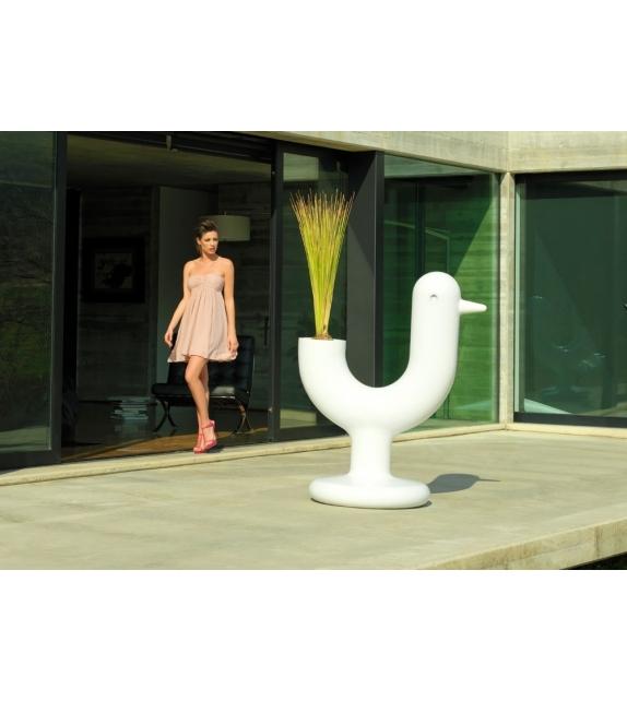 Peacock Vase Vondom