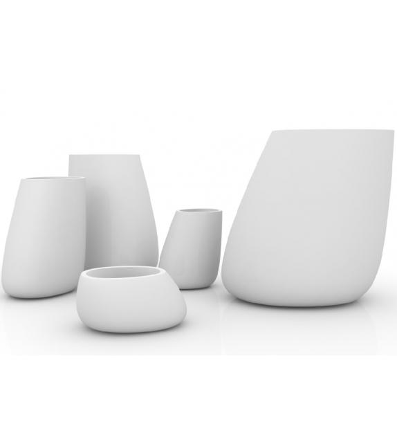 Stones Vase 40 Vondom