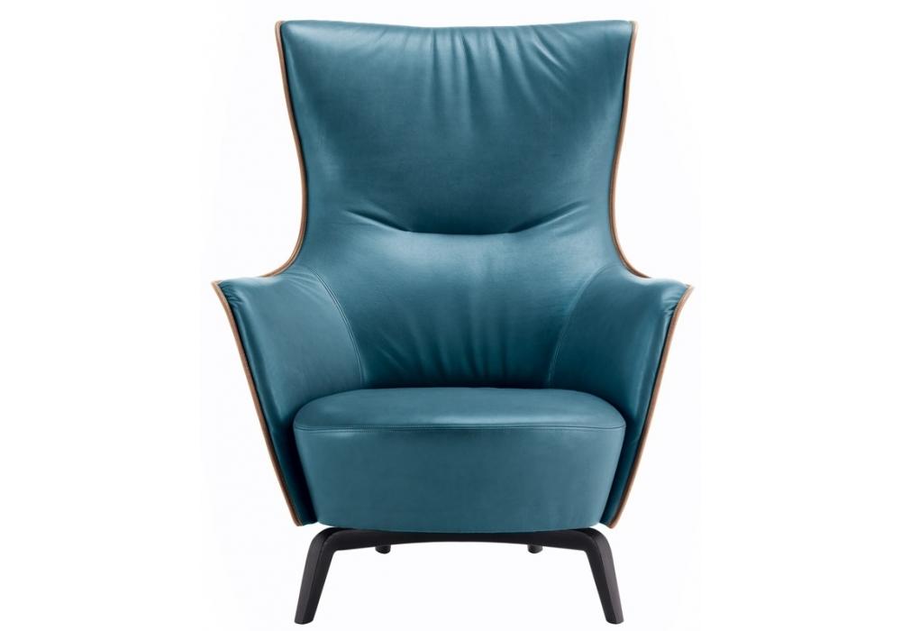 mamy blue fauteuil pivotant poltrona frau milia shop. Black Bedroom Furniture Sets. Home Design Ideas
