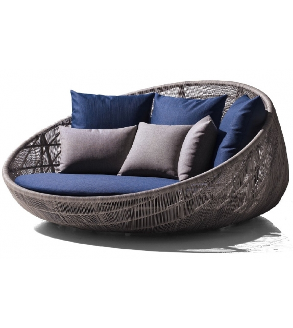 Canasta '13 B&B Italia Outdoor Rundes Sofa