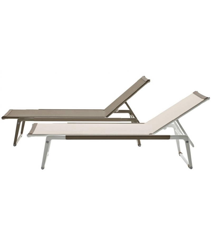 Mirto chaise longue b b italia milia shop for Chaise longue lounge