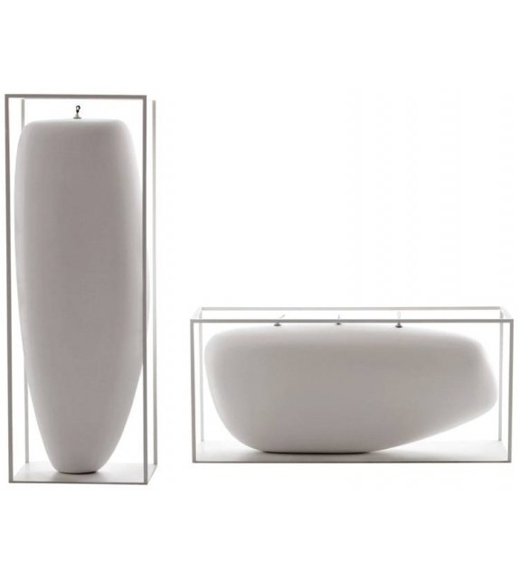 Overscale Flames Outdoor Candles B&B Italia