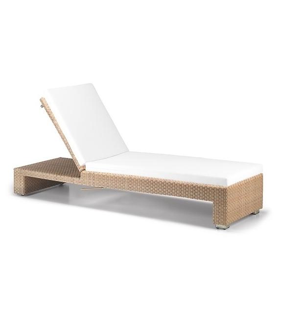 Beach Chair Adjustable Dedon