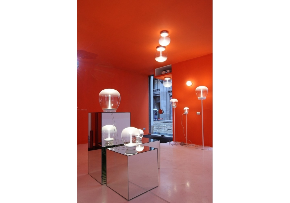 Empatia lampada da soffitto parete artemide milia shop - Artemide lampade da parete ...