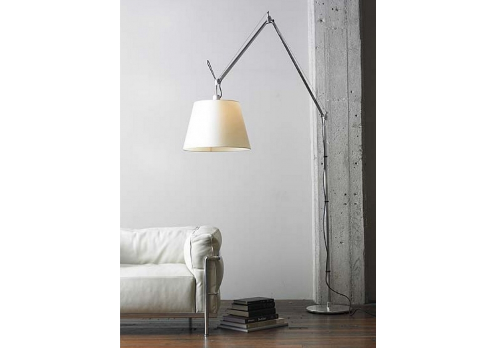 tolomeo mega led floor lamp artemide milia shop. Black Bedroom Furniture Sets. Home Design Ideas