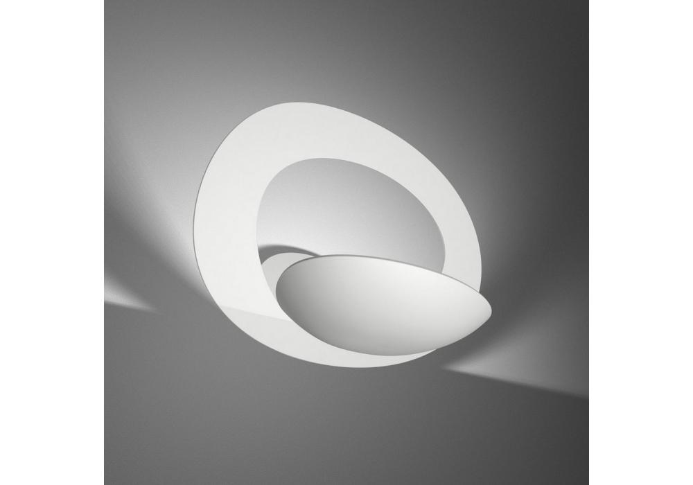 Pirce micro led wall lamp artemide milia shop