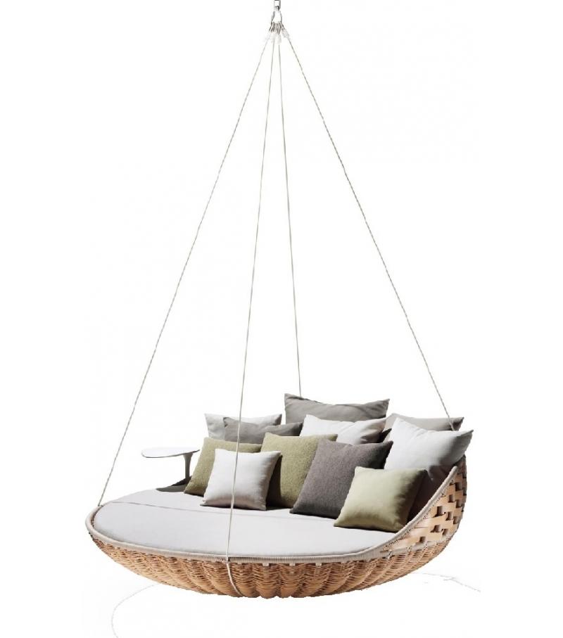 Dedon Swingrest Hanging Lounger