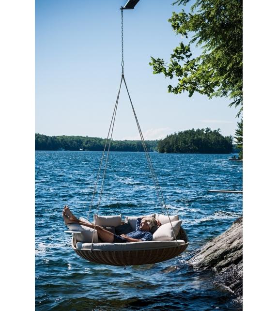 Hanging Lounger Swingrest Dedon
