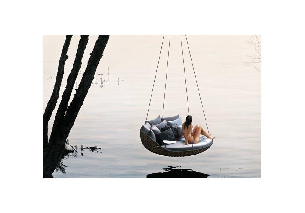 exciting dedon swingrest hanging lounger   Swingrest Hanging Lounger Dedon - Milia Shop