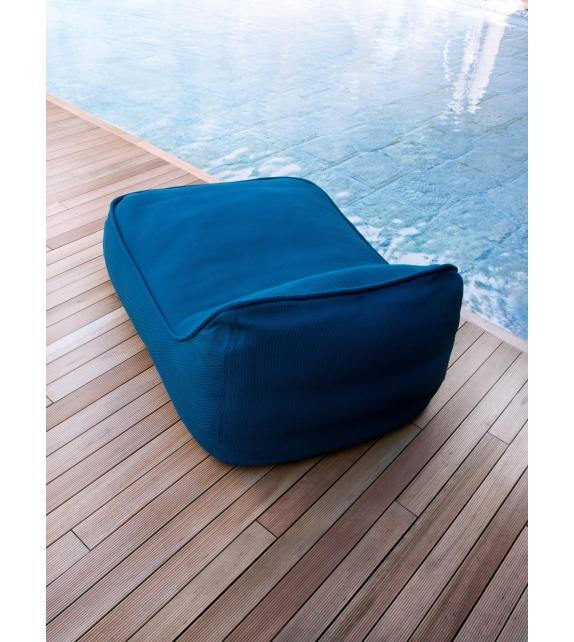 Float Paola Lenti Chaise Longue
