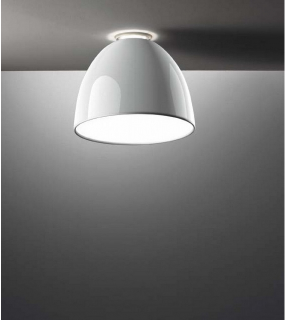 Nur Mini Gloss Lampada da Soffitto Artemide - Milia Shop