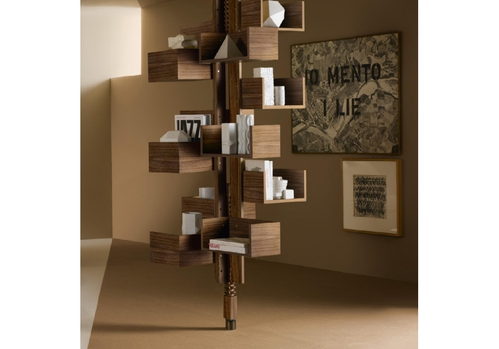Poltrona Frau Albero.Albero Bookcase Poltrona Frau Milia Shop