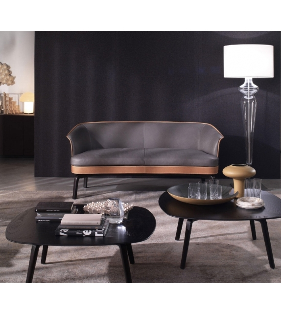 nivola canap 2 places poltrona frau milia shop. Black Bedroom Furniture Sets. Home Design Ideas