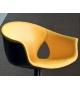 Ginger Ale Office Sessel Mit 4-Armige Poltrona Frau