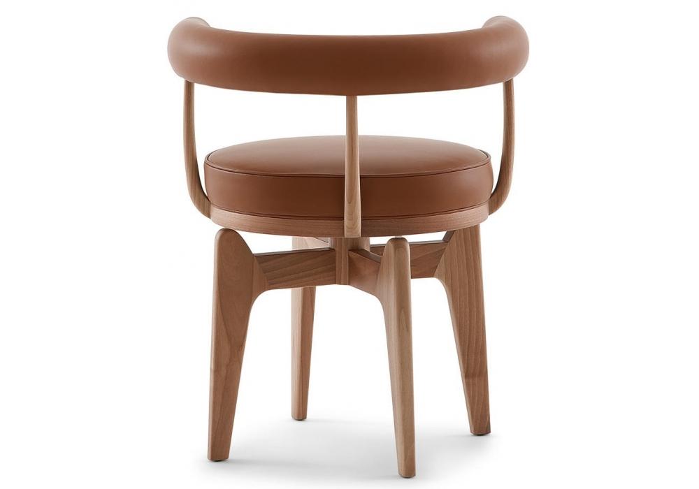 528 indochine fauteuil cassina milia shop. Black Bedroom Furniture Sets. Home Design Ideas
