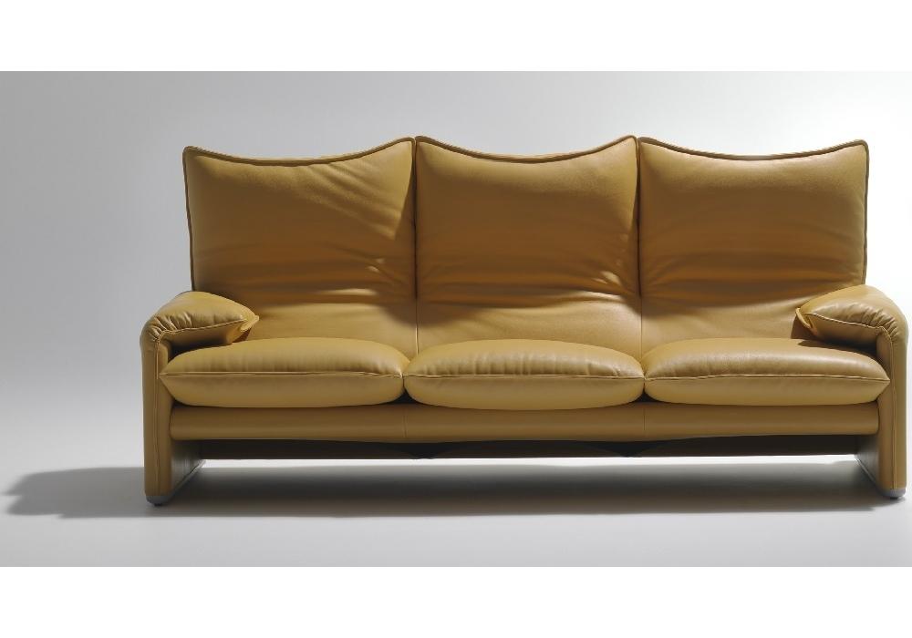 675 Maralunga 40 Three Seater Sofa Cassina Milia Shop