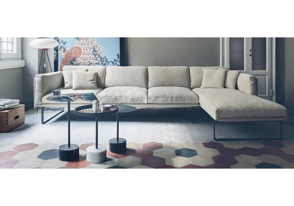 202 8 dreiersofa cassina milia shop. Black Bedroom Furniture Sets. Home Design Ideas