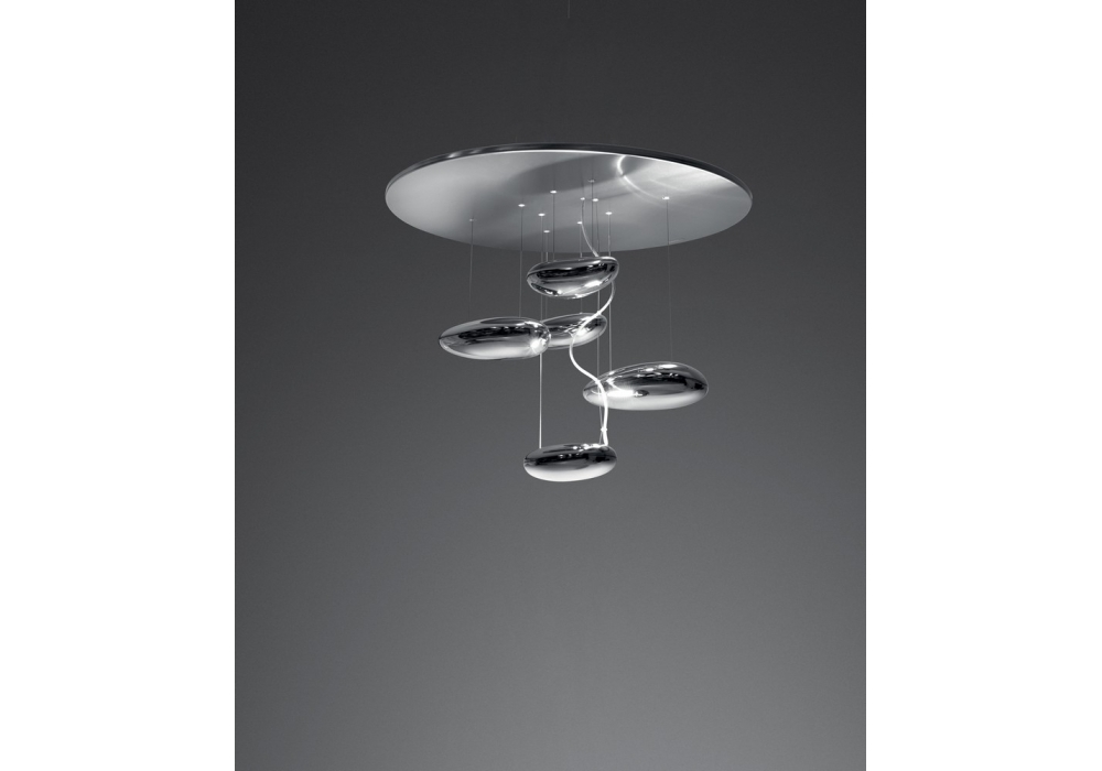 Mercury mini lampada a sospensione artemide milia shop for Sanitari a sospensione