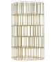 Golden Cage Bücherregal Ceccotti Collezioni