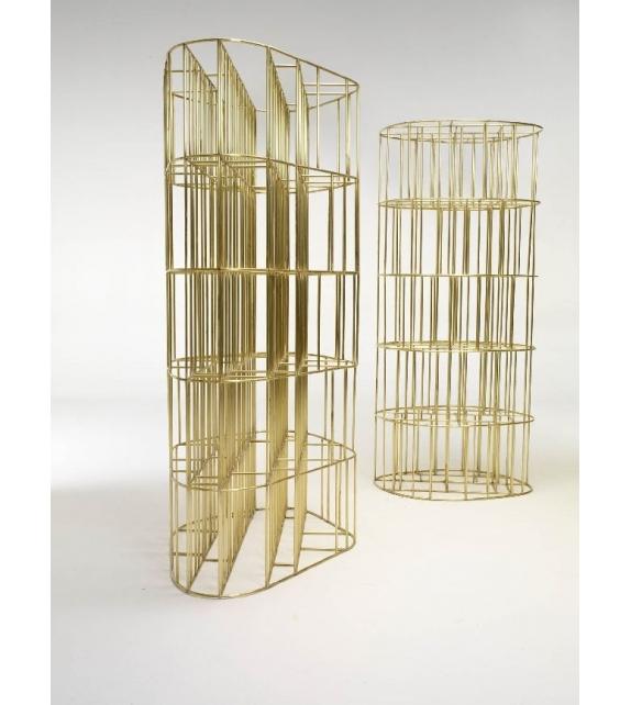 Golden Cage Bbiblioteca Ceccotti Collezioni