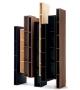 Skyline Bücherregal Ceccotti Collezioni