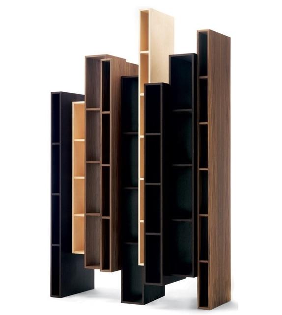 Skyline Bookcase Ceccotti Collezioni