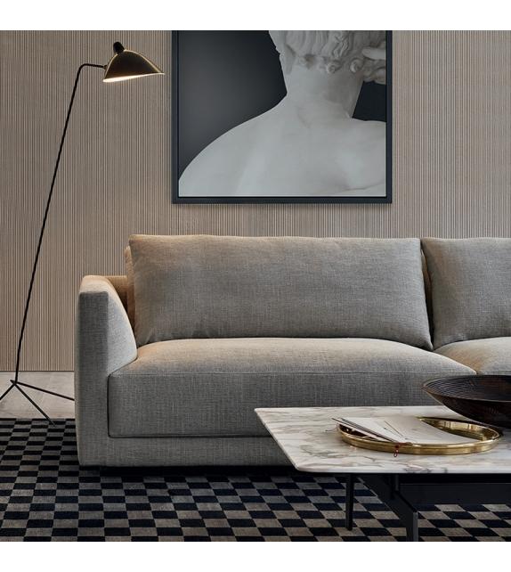 bristol 2 seater sofa poliform milia shop. Black Bedroom Furniture Sets. Home Design Ideas