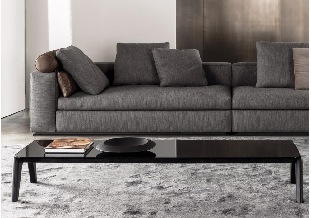 kirk wood couchtisch minotti milia shop. Black Bedroom Furniture Sets. Home Design Ideas