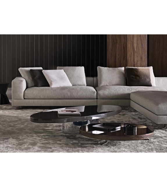 Raymond table basse minotti milia shop - Meubles minotti ...