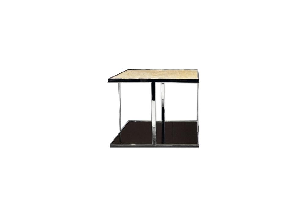 huber petite table carr e minotti milia shop. Black Bedroom Furniture Sets. Home Design Ideas
