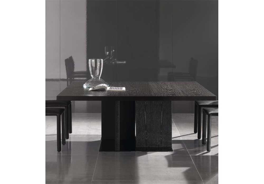 toulouse viereckigen tisch minotti milia shop. Black Bedroom Furniture Sets. Home Design Ideas