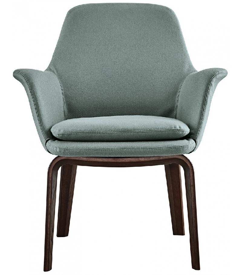 York Lounge Small Armchair Minotti Milia Shop