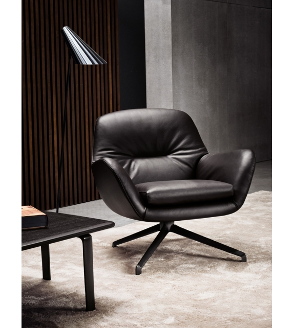 jensen armchair minotti milia shop. Black Bedroom Furniture Sets. Home Design Ideas