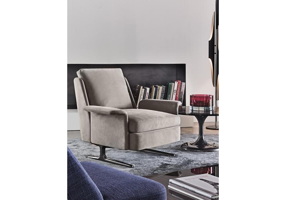 spencer sessel minotti milia shop. Black Bedroom Furniture Sets. Home Design Ideas