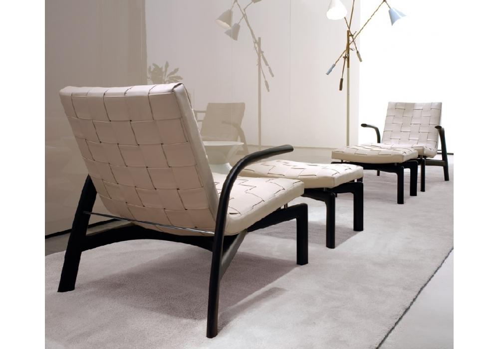 pasmore sessel minotti milia shop. Black Bedroom Furniture Sets. Home Design Ideas