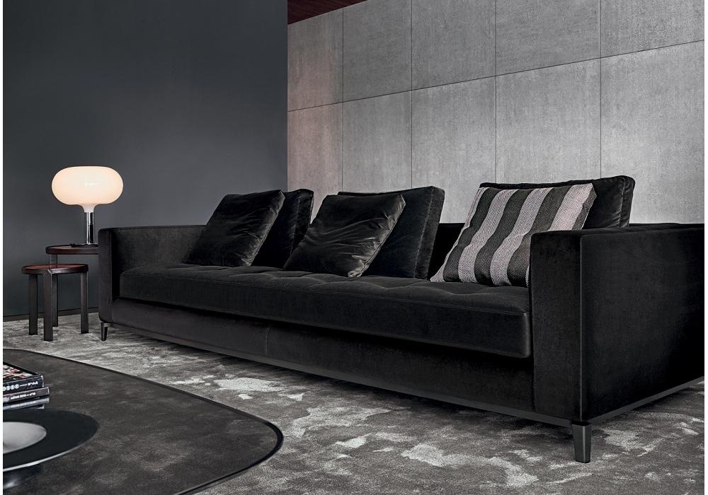 andersen quilt sofa minotti milia shop. Black Bedroom Furniture Sets. Home Design Ideas