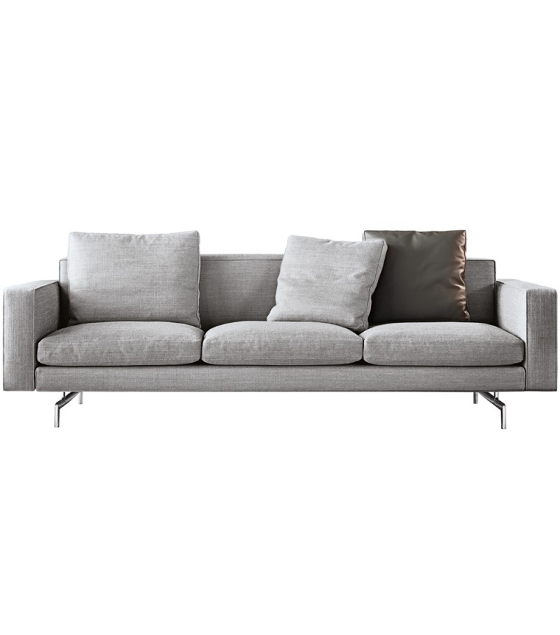 Sherman 93 Low Back Sofa Minotti