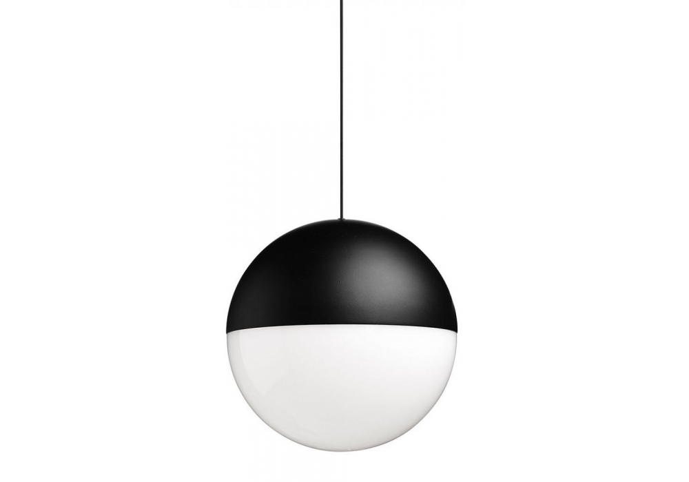 string light sphere suspension lamp flos milia shop. Black Bedroom Furniture Sets. Home Design Ideas