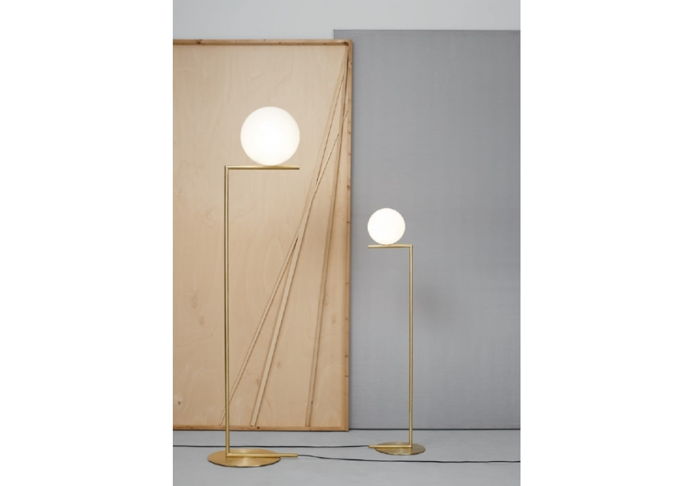 Ic F2 Floor Lamp Flos Milia Shop