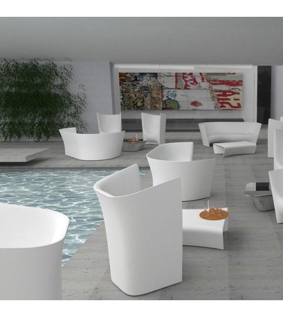 Grand Pliè Driade Sofa