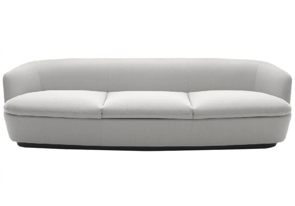 Orla dreisitzer sofa cappellini milia shop for Sofa dreisitzer