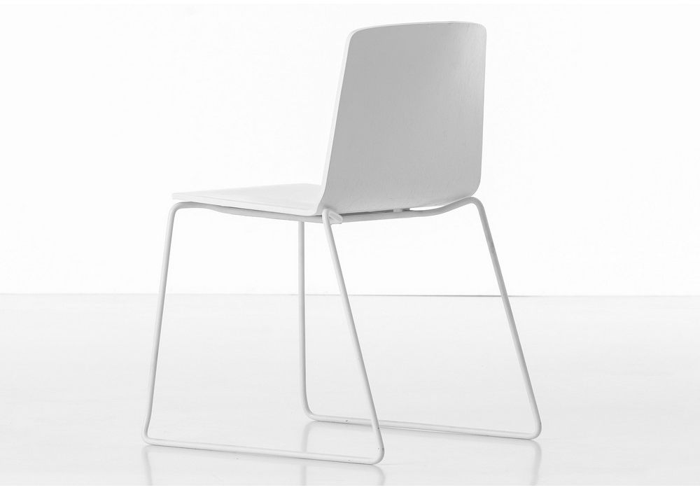 Rama Slide Frame Chair Kristalia - Milia Shop