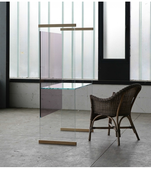 Diapositive High Desk Glas Italia