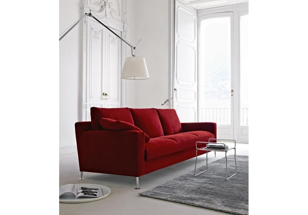 harry divano 3 posti b b italia milia shop. Black Bedroom Furniture Sets. Home Design Ideas