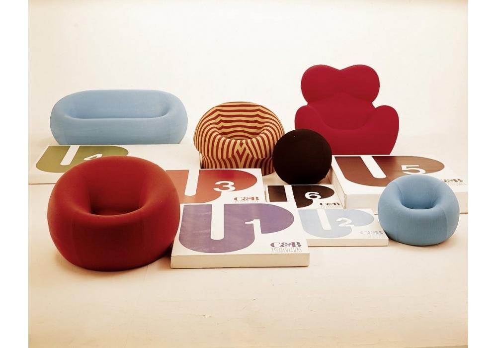 serie up 2000 divano b b italia milia shop. Black Bedroom Furniture Sets. Home Design Ideas