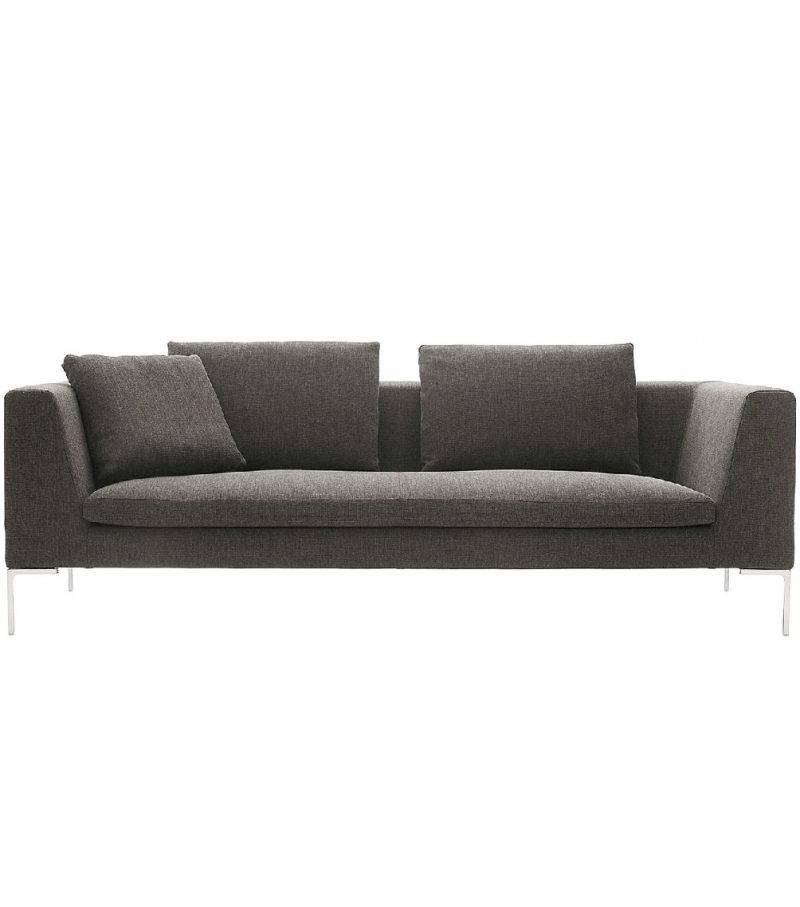 charles sofa b b italia milia shop. Black Bedroom Furniture Sets. Home Design Ideas