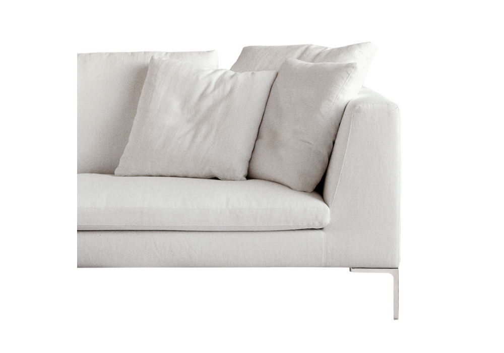 Charles sofa b b italia milia shop for Sofa bb italia