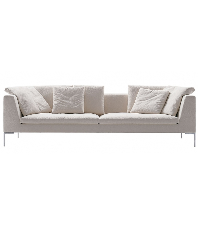 charles large sofa b b italia milia shop. Black Bedroom Furniture Sets. Home Design Ideas